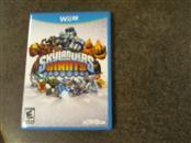 NINTENDO Wii U Game SKYLANDERS GIANTS WII GAME